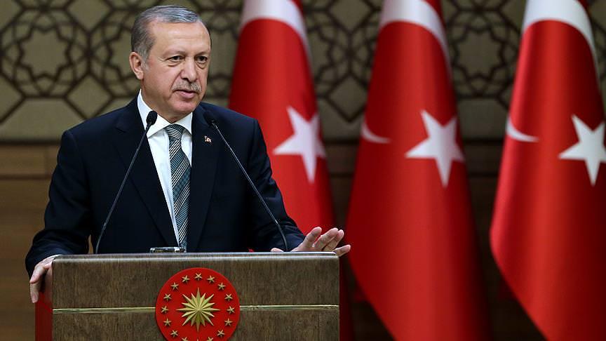 Erdoğan: Önümüzde kimse duramayacak!