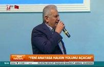 Başbakan: Marmaray Abdulhamid'in hayaliydi