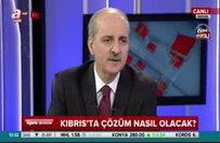 Kurtulmuş'tan sözde Kıbrıs haritası açıklaması