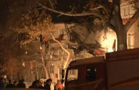 Karaaslan: Büyük ihtimalle doğalgaz patlaması