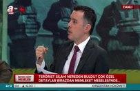 """""""Teröriste makarna poşeti içinde silah verildi"""""""