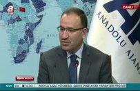 Adalet Bakanı Bozdağ Ortaköy saldırganıyla ilgili açıklamalarda bulundu