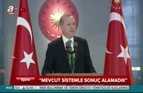 Erdoğan MHP'ye teşekkür etti