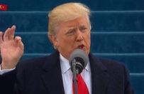 Trump yemin etti, konuşma yaptı