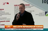 Erdoğan: Milletim gerçek kararı verecek