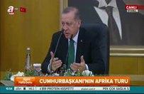 Erdoğan: Bu bir sistem değişikliğidir!
