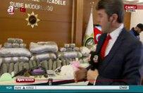 15 milyon lira değerinde uyuşturucu ele geçirildi