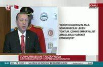 Erdoğan'dan Tanzanya'da FETÖ mesajı