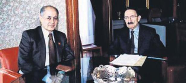 Kurtulmuş: Ecevit'in kafasına anayasa kitapçığı atıldı