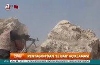 Pentagon'dan 'El-Bab' açıklaması