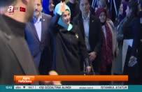 Erdoğan: Kadınlara çok iş düşüyor