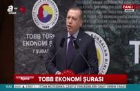 Erdoğan: Bu kaderi siz belirleyeceksiniz