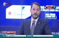 Berat Albayrak: Türkiye enerji satan ülke olacak
