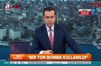 Soylu: Bir ton bomba kullanıldı