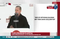 Erdoğan, tarafsızlık eleştirilerine yanıt verdi