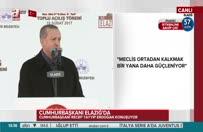 Erdoğan: Askeri mahkemeler kapatılacak
