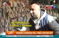 İzmir'de somon-çipura tartışması!