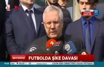 Aziz Yıldırım: Bu Türkiye'nin davası