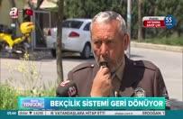 İstanbul'da bekçilik sistemi geri geliyor