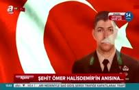 Şehit Ömer Halidemir anısına...