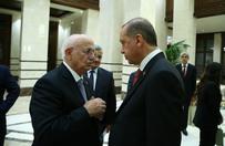 Erdoğan, TBMM Başkanı Kahraman'ı evinde ziyaret etti