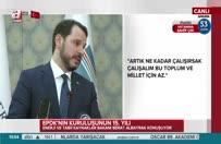 Bakan Albayrak, Türkiye'nin yerli kaynaklardaki hedefini açıkladı