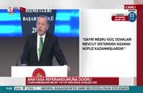 Erdoğan: Şu gerçeği görmemiz lazım!
