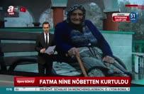 Fatma Nine'nin nöbet cezası sona erdi