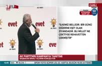 Başbakan: Gazi Mustafa Kemal'e de 'hayır' dediler