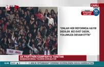 """""""Gezi provokasyondur dedik 'hayır' dediler"""""""