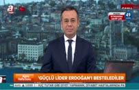 """Bursalı gençlerden """"güçlü lider Erdoğan"""" şarkısı"""