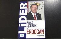 Akdoğan'dan Erdoğan kitabı: Lider