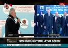 Erdoğan ve Yıldırım 1915 Çanakkale Köprüsü'nün temelini attı