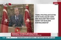Erdoğan: Muhtarlarımızı küçümsediler!