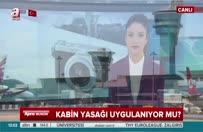 """Ulaştırma Bakanı Arslan'dan """"kabin yasağı"""" açıklaması"""