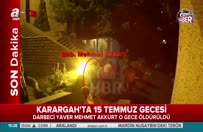 Darbeci alçakların gözaltına alındığı görüntüler ilk kez A Haber'de...