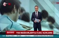 YGS mağdurlarıyla ilgili açıklama