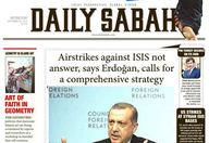 Daily Sabah'tan Erdoğan'a teşekkür