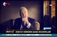 Dünyayı sömüren adam: Rockefeller!