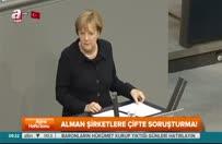 Alman şirketlerine soruşturma başlatıldı