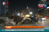 İstanbul'da faciadan dönüldü