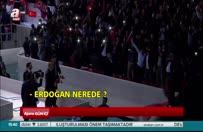 Cumhurbaşkanı Erdoğan'ın sözleri şarkı oldu