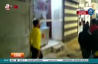 Şanlıurfa'da gerginlik! Linç girişiminden polis kurtardı