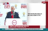 Başbakan Yıldırım: Kılıçdaroğlu'na 82 model diyoruz, alınıyor ama öyle!