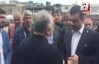 Diyarbakır'da CHP'li Eren Erdem'e tepki
