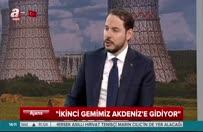 Albayrak: İkinci gemimiz Akdeniz'e gidiyor