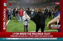 """""""Lyon taraftarı Türkleri hazmedemedi"""""""