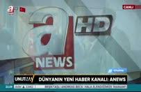 Erdoğan A News'i tebrik etti