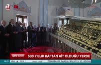 O vasiyeti Erdoğan yerine getirdi