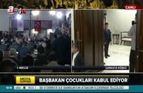 Başbakan Yıldırım, Çankaya Köşkü'nde çocukları kabul etti